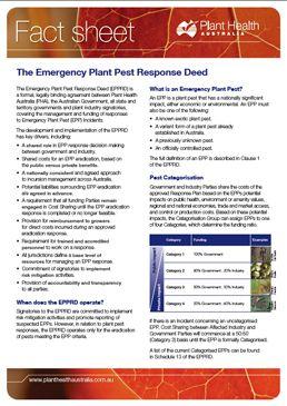 EPPRD fact sheet