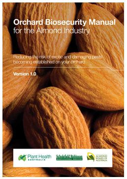 Almond Biosecurity Manual