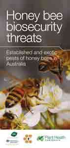 Honey bee biosecurity threats