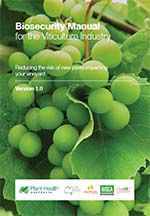 Biosecurity Manual for Viticulture Industry