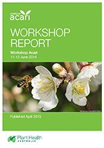 Workshop Acari Report cover