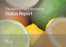 National Plant Biosecurity Status Report